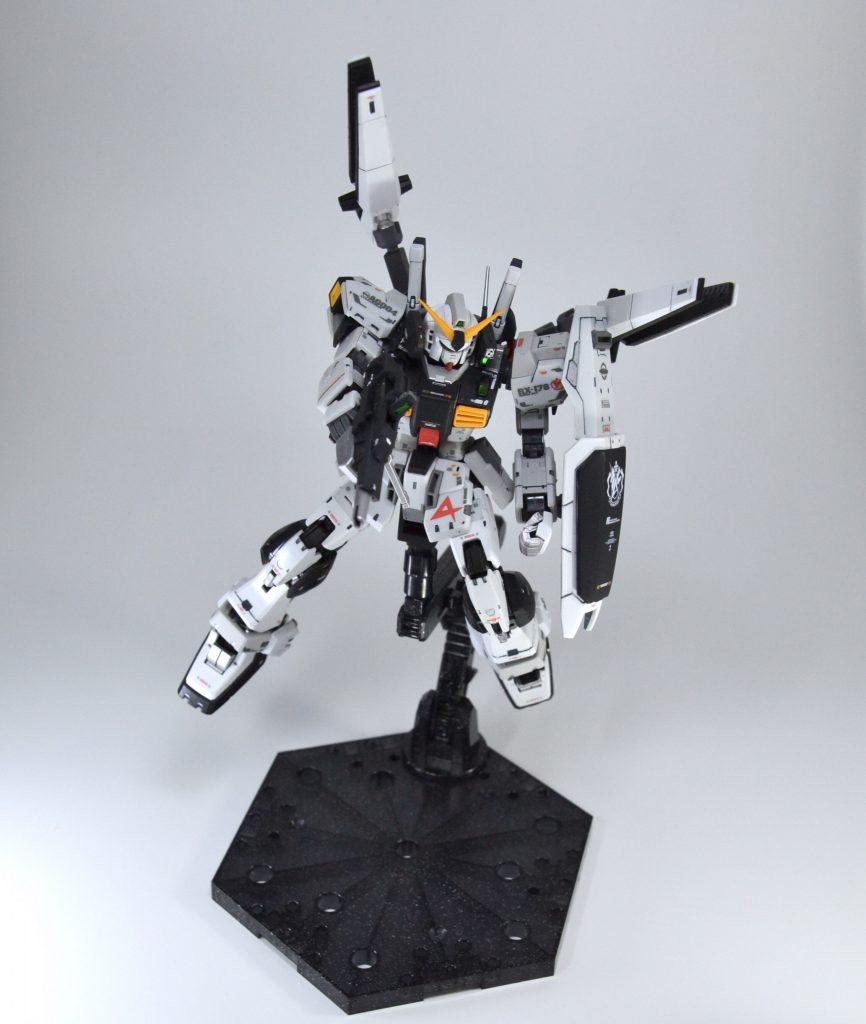 ガンダムMk-II〔orca〕 アピールショット2