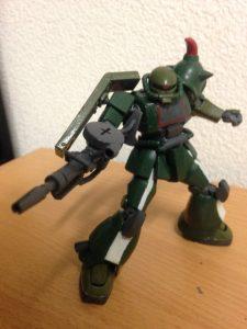 陸戦高機動型 ザク