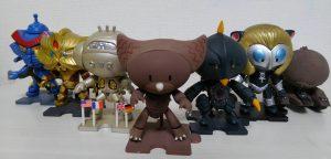 帰ってきたウルトラ怪獣プチッガイシリーズ(総集編)