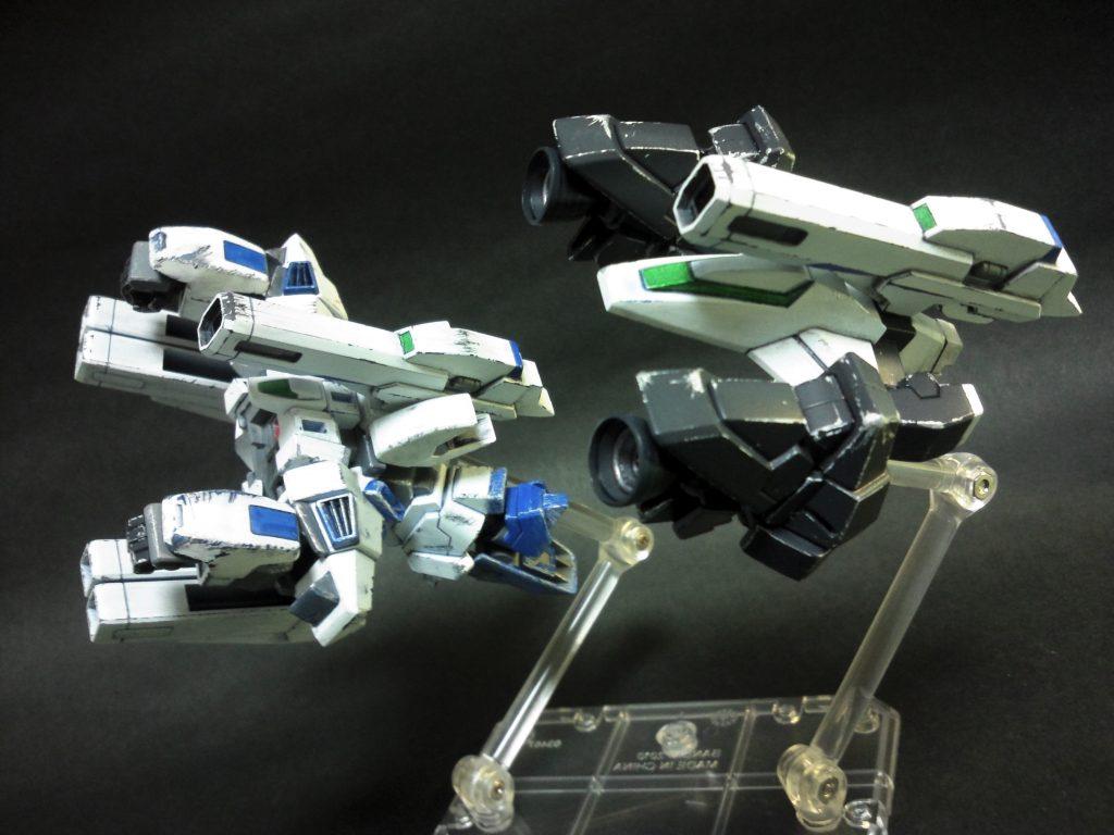 【過去作】BB戦士改造 AGE-3 FA アピールショット1