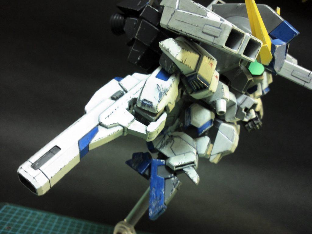 【過去作】BB戦士改造 AGE-3 FA アピールショット6