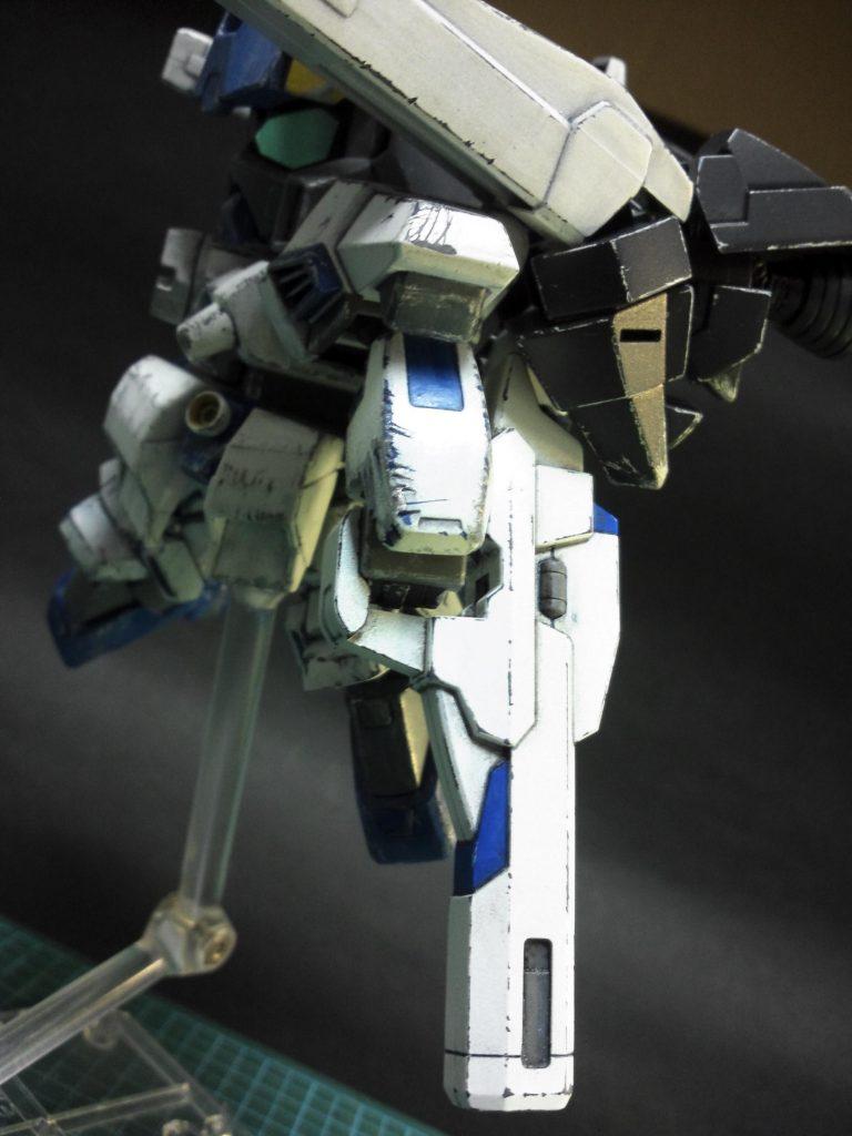 【過去作】BB戦士改造 AGE-3 FA アピールショット7