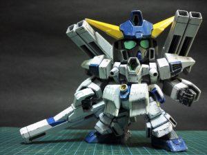 【過去作】BB戦士改造 AGE-3 FA