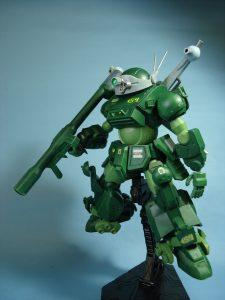 1/35 グリモワールドッグSA(スペースアサルト)(Grimoire Dog Spece Assault)