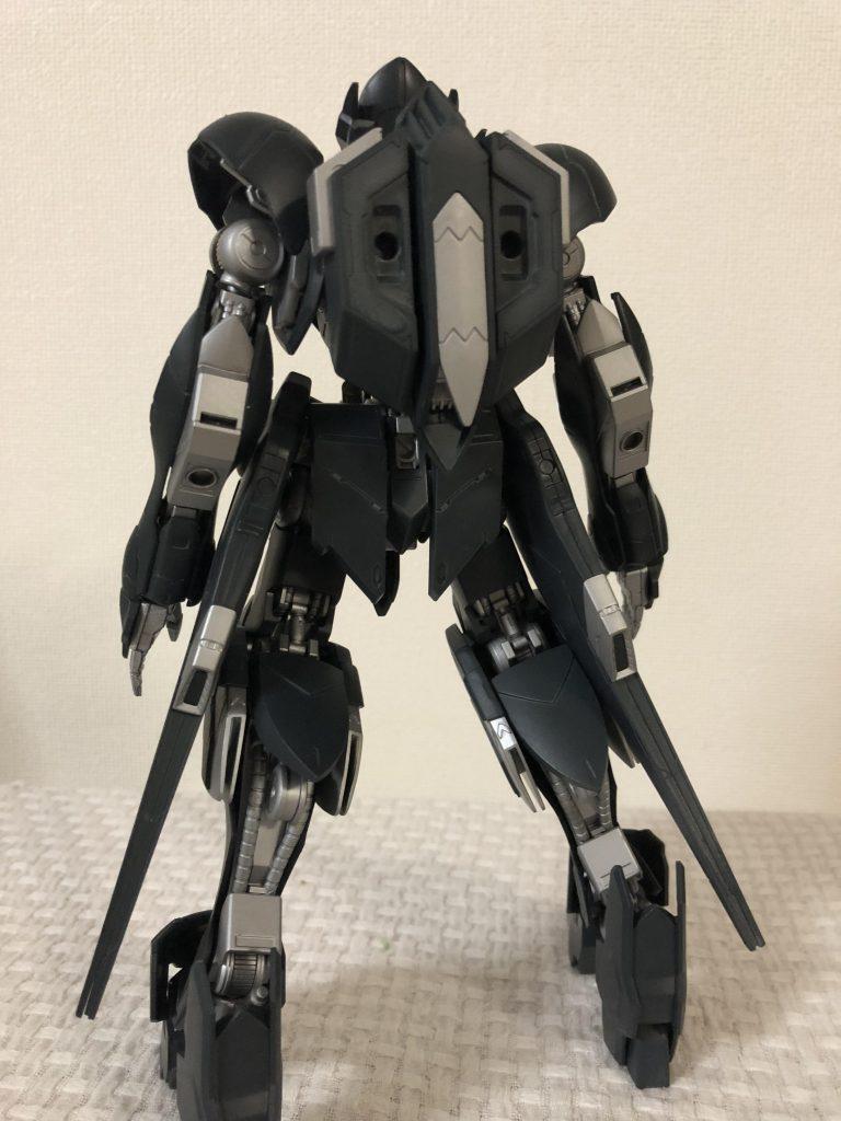 フルメカニクス・フェイカー アピールショット3