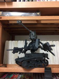超弩級戦車スチュアート級