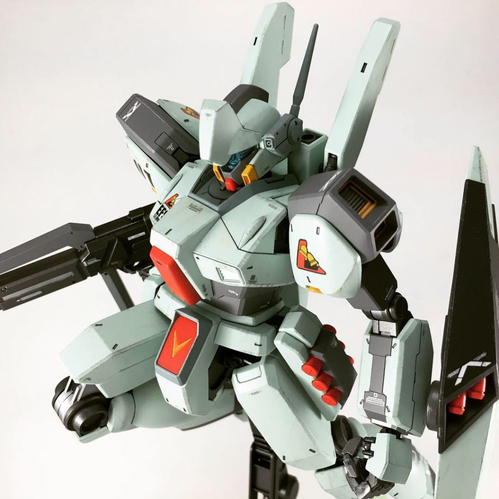 RGM-89 JEGAN ジェガン アピールショット5