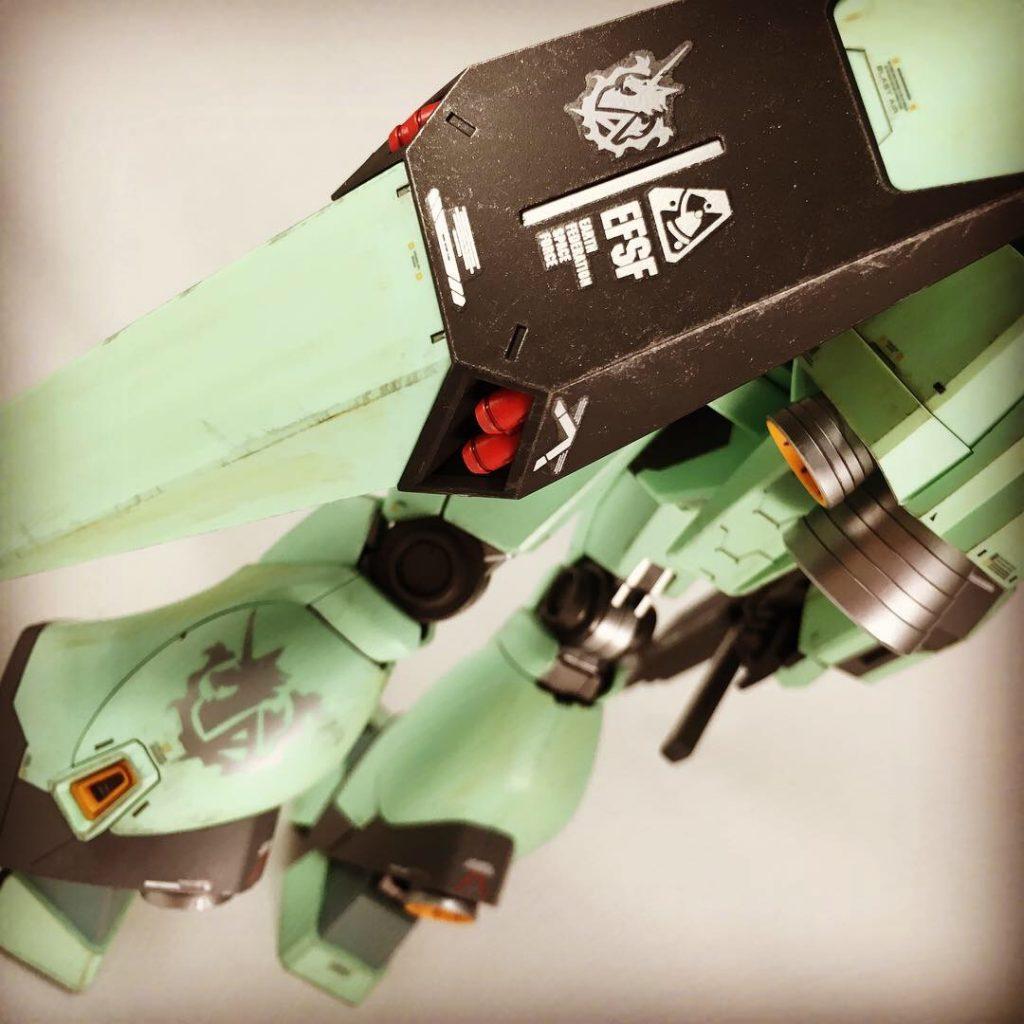 RGM-89 JEGAN ジェガン アピールショット8