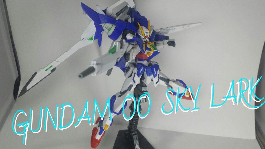GUNDAM OO SKY LARK (ガンダムダブルオースカイラーク)