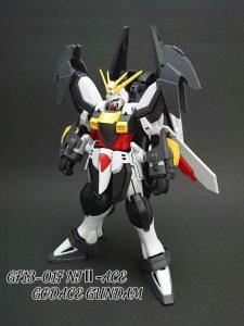 GF13-017 NJⅡ-ACE「ゴッドエースガンダム」