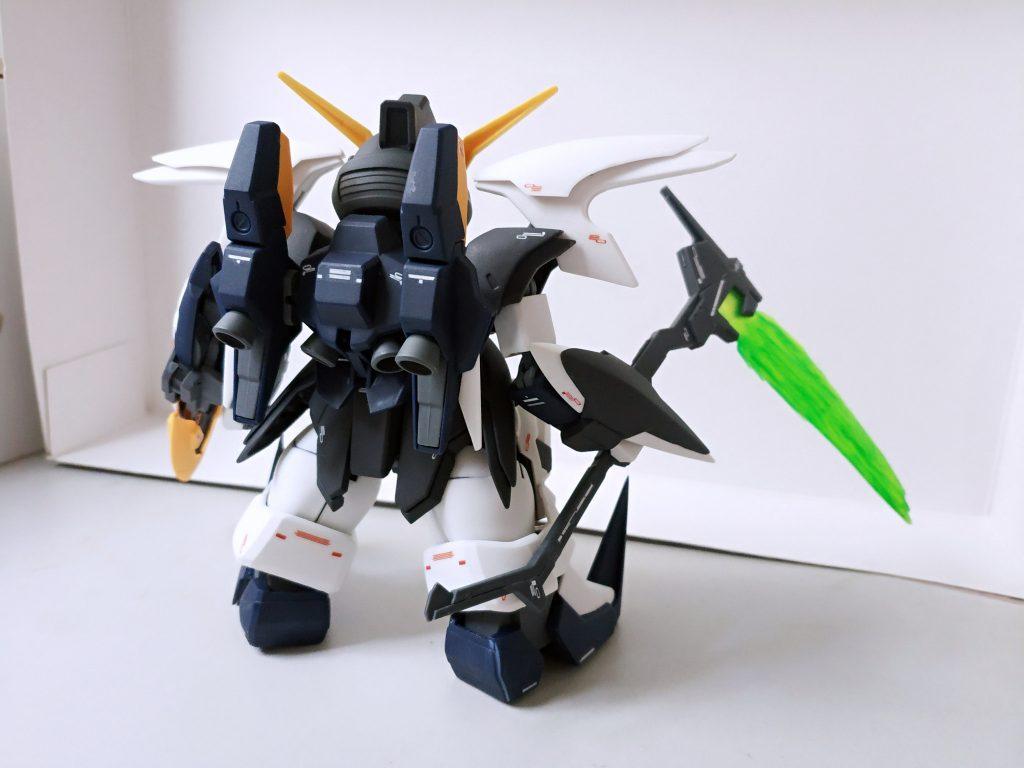 SD Gundam Deathscythe 制作工程2