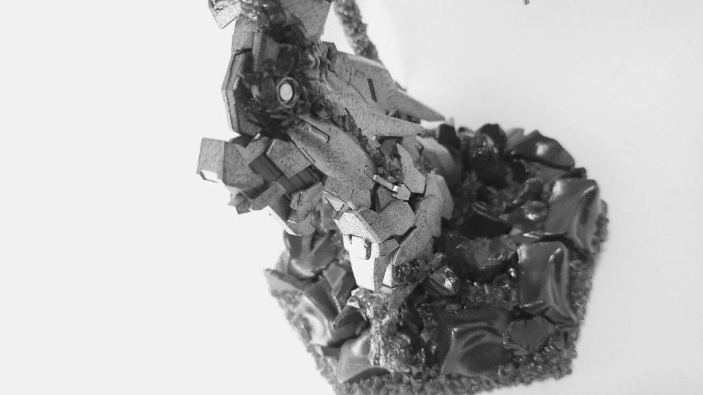 絶望の結晶~DespairCrystal~ 制作工程7