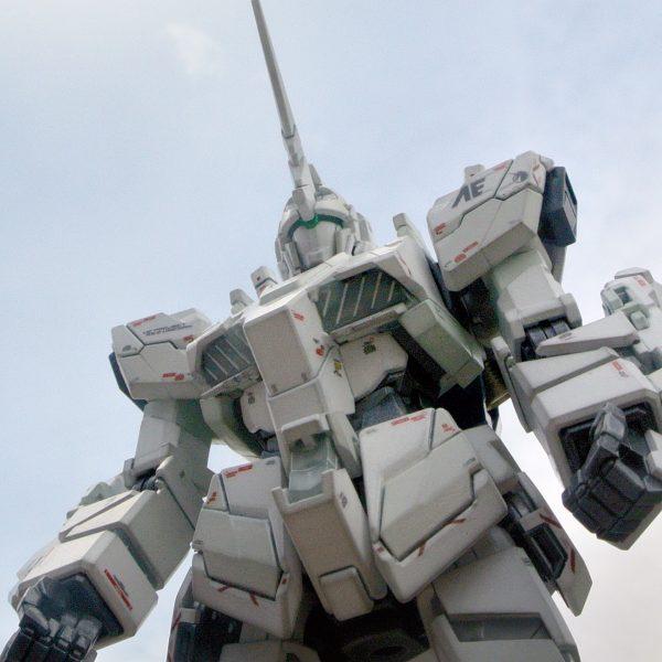 HGUC RX-0 ユニコーンガンダム(UCモード) Ver.TWx