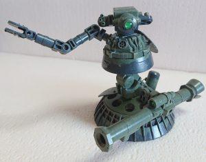Vergeltungswaffe Ⅴ ホバーロボット