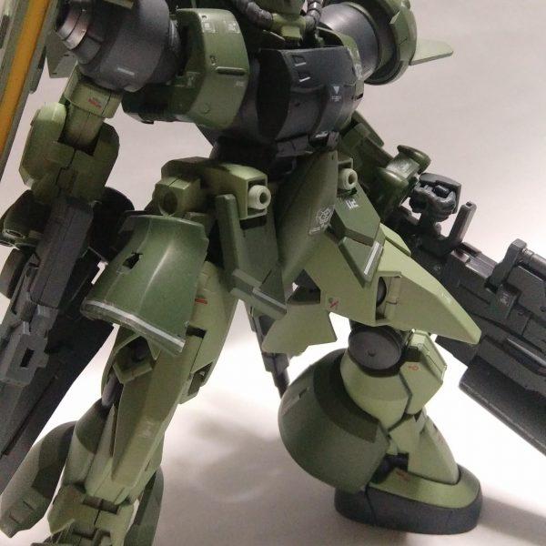 GN-X Ⅳ type ZAKU