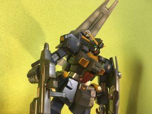 MG 1/100ガンダムTR-1[ヘイズル改](実戦配備カラー)