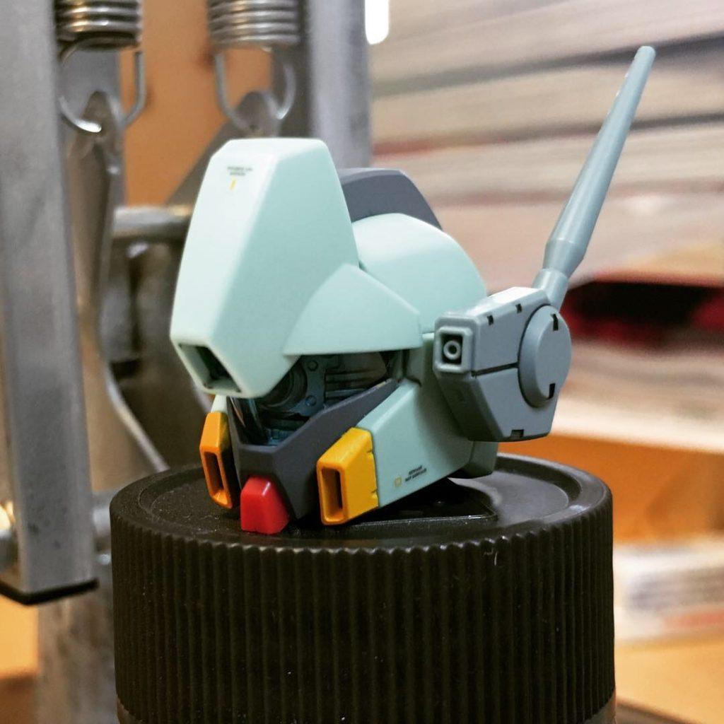 RGM-89 JEGAN ジェガン 制作工程1
