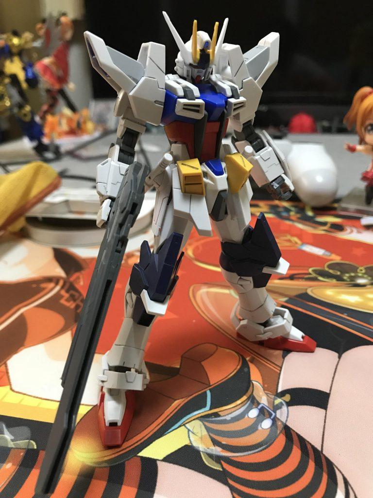 GAT-X105【R】ラッシュストライクガンダム
