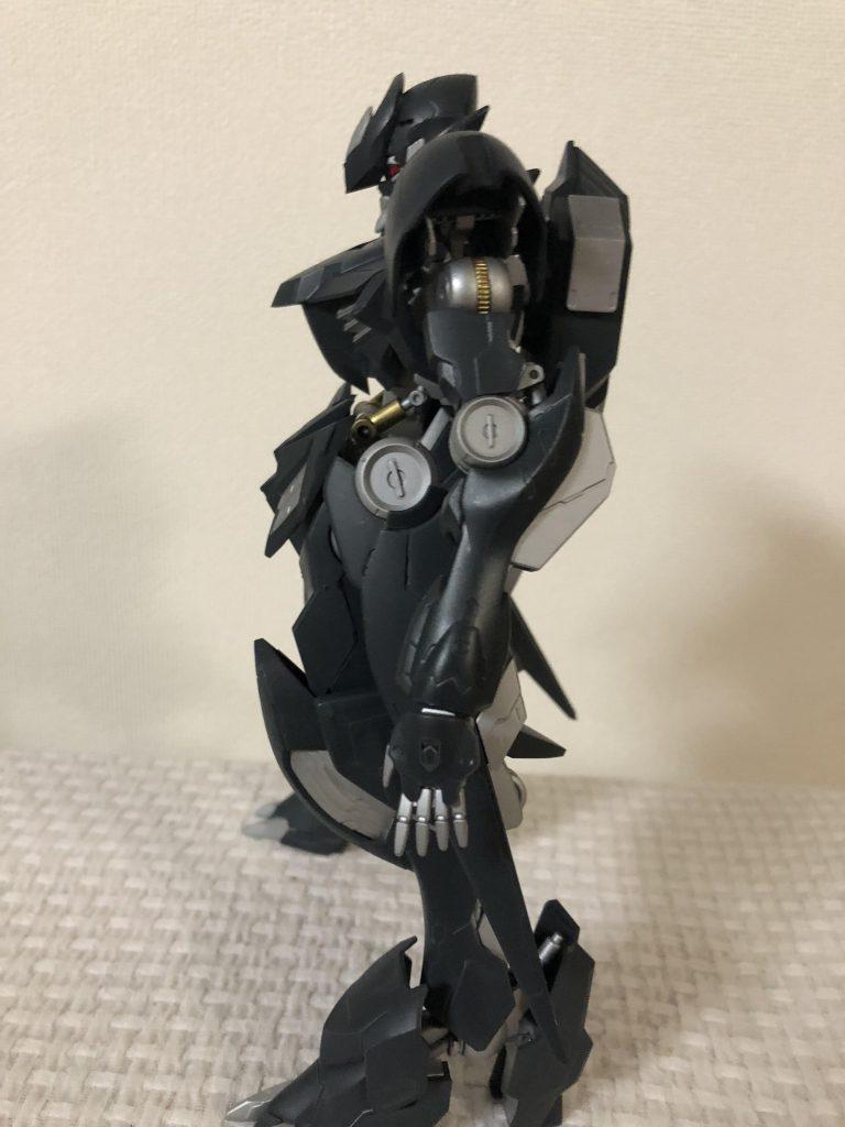 フルメカニクス・フェイカー アピールショット2