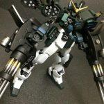 1/144 Gundam Heavyarms CUSTOM