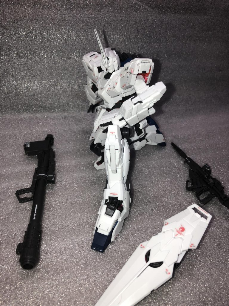 RG RX-0 Unicorn ユニコーンモード