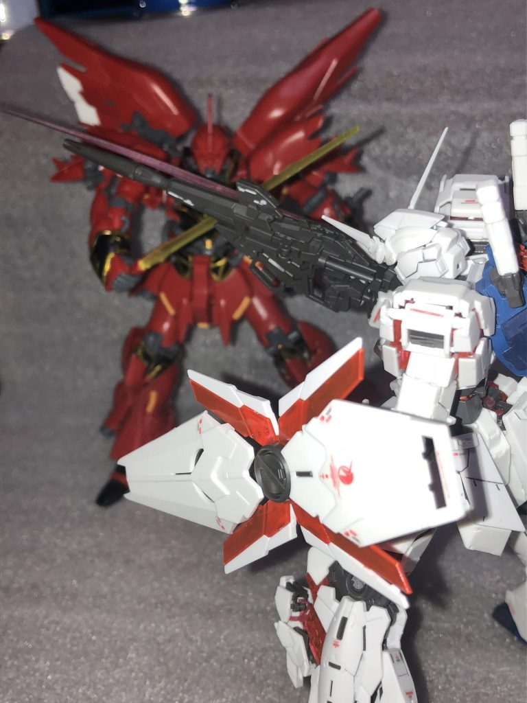 RG RX-0 UNICORN デストロイモード
