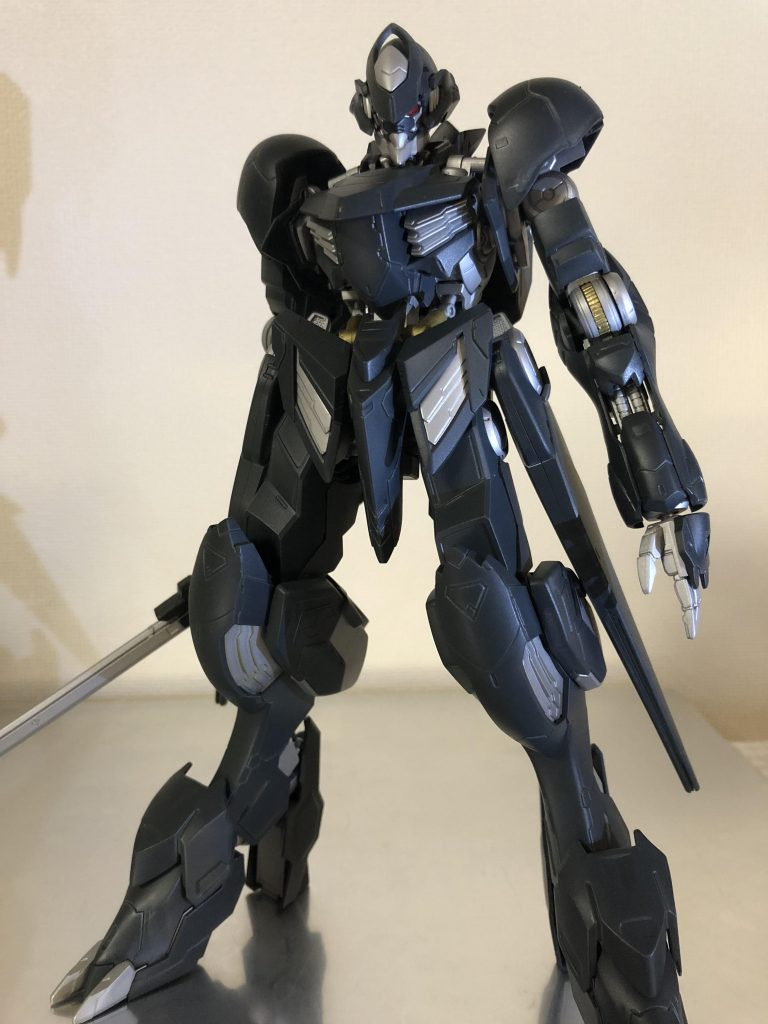 フルメカニクス・フェイカー アピールショット1