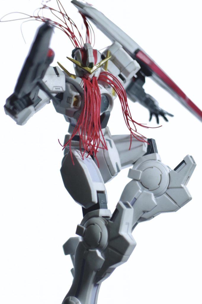 Gundam Nadleeh アピールショット1