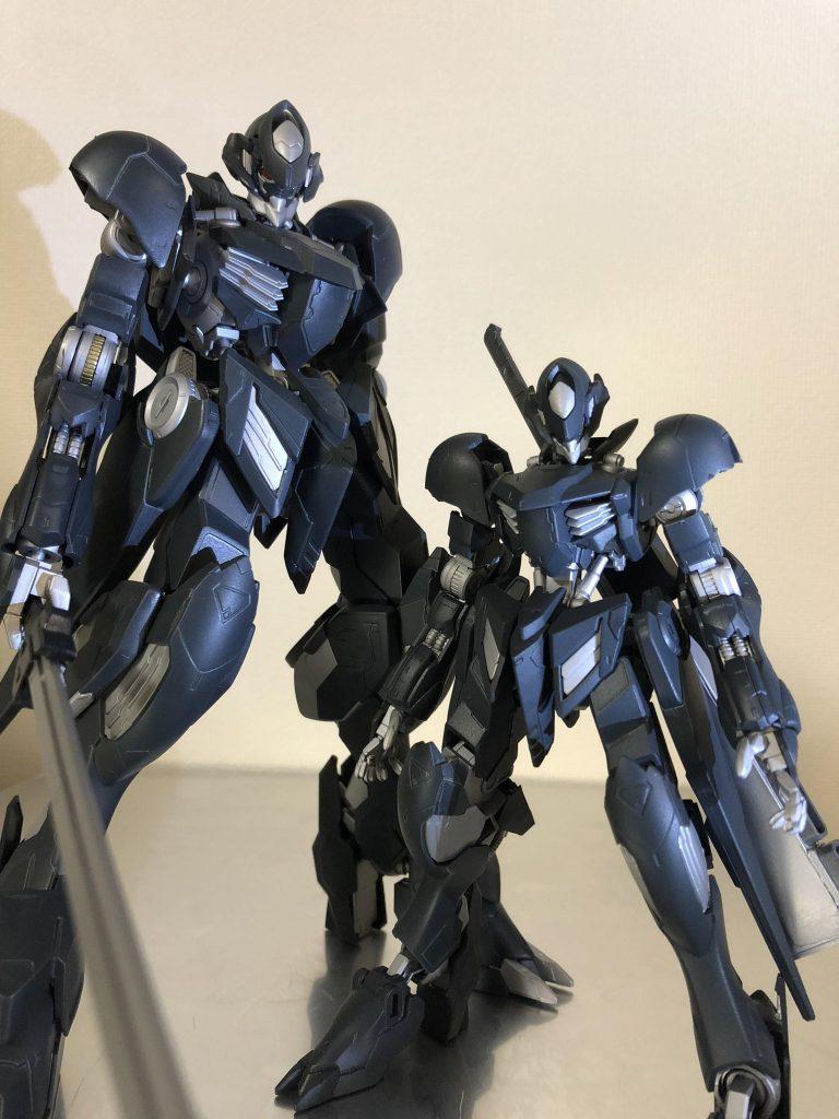 フルメカニクス・フェイカー 制作工程1