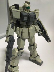 陸戦型ジム(ボマー機)