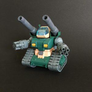 SDガンタンク(某宅配便カラー)