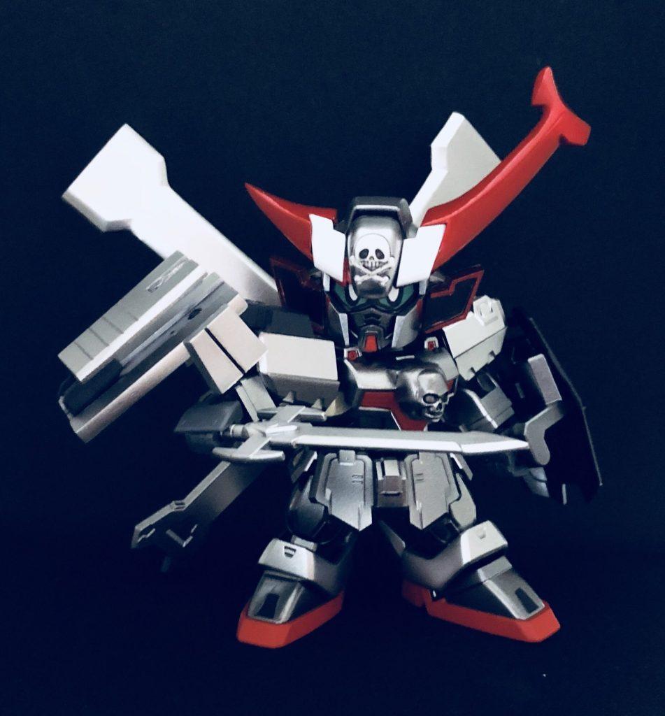 武者銀霊丸(ギンレイマル)