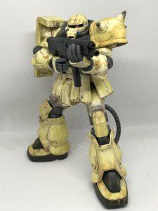ザクⅡF2  1/144 連邦軍仕様