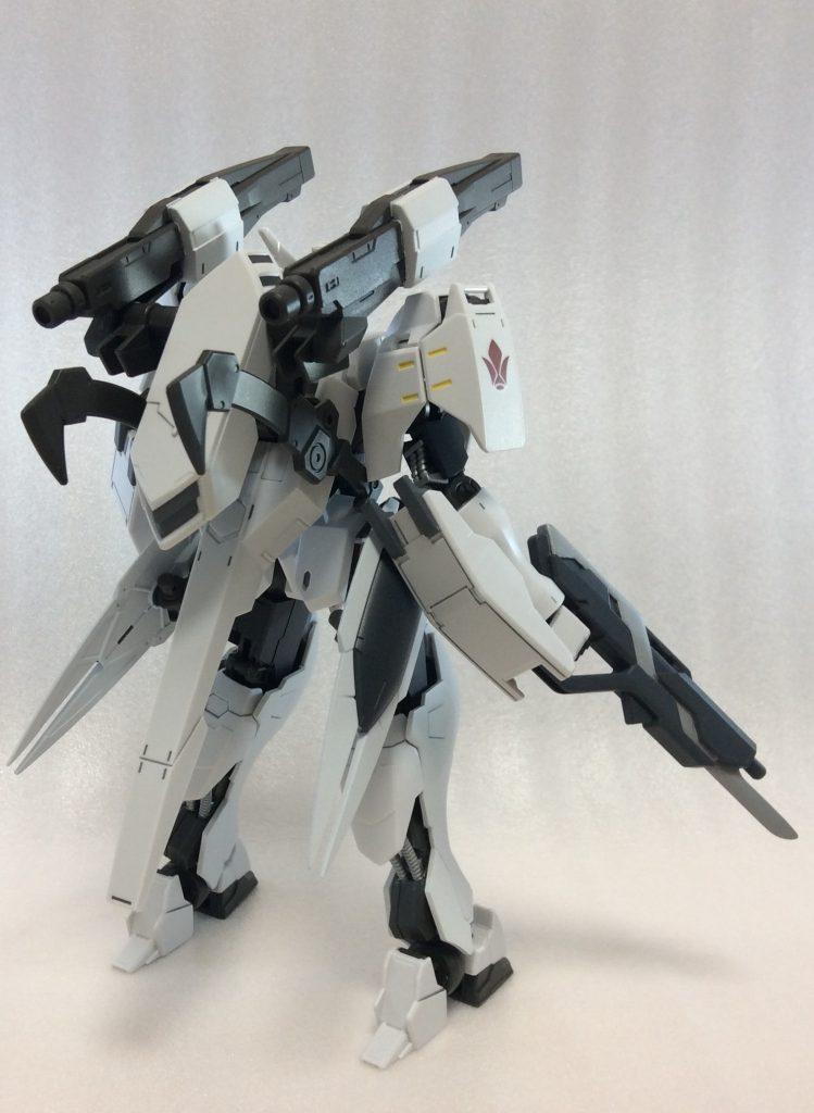 ガンダム・フラウロスガスト アピールショット2