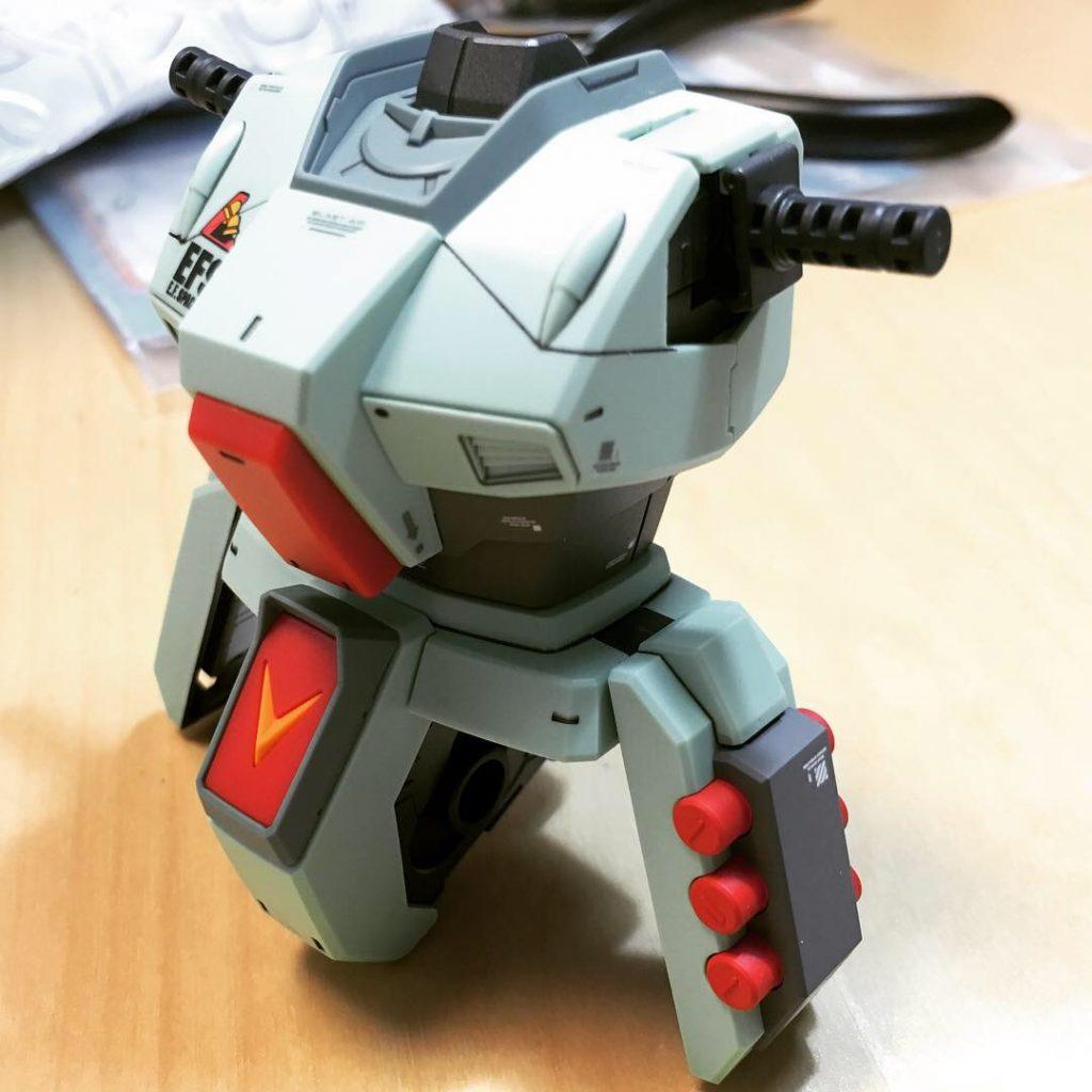 RGM-89 JEGAN ジェガン 制作工程3
