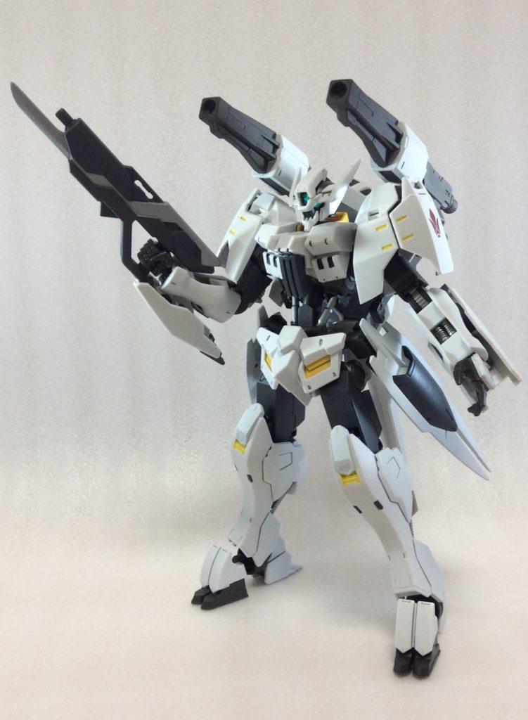 ガンダム・フラウロスガスト アピールショット1