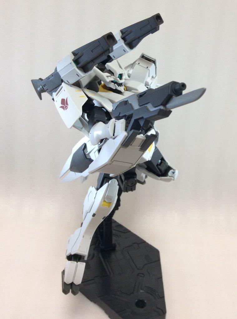 ガンダム・フラウロスガスト アピールショット3
