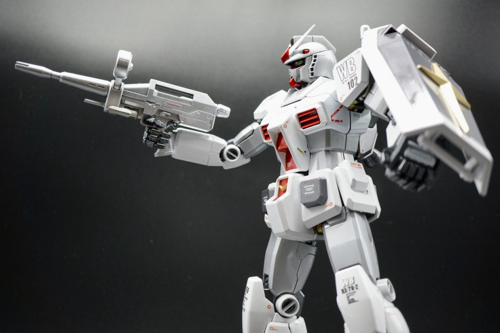 RX-78-2 ガンダム・ロールアウトカラー
