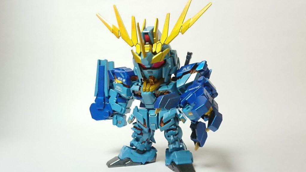 青いバンシィ