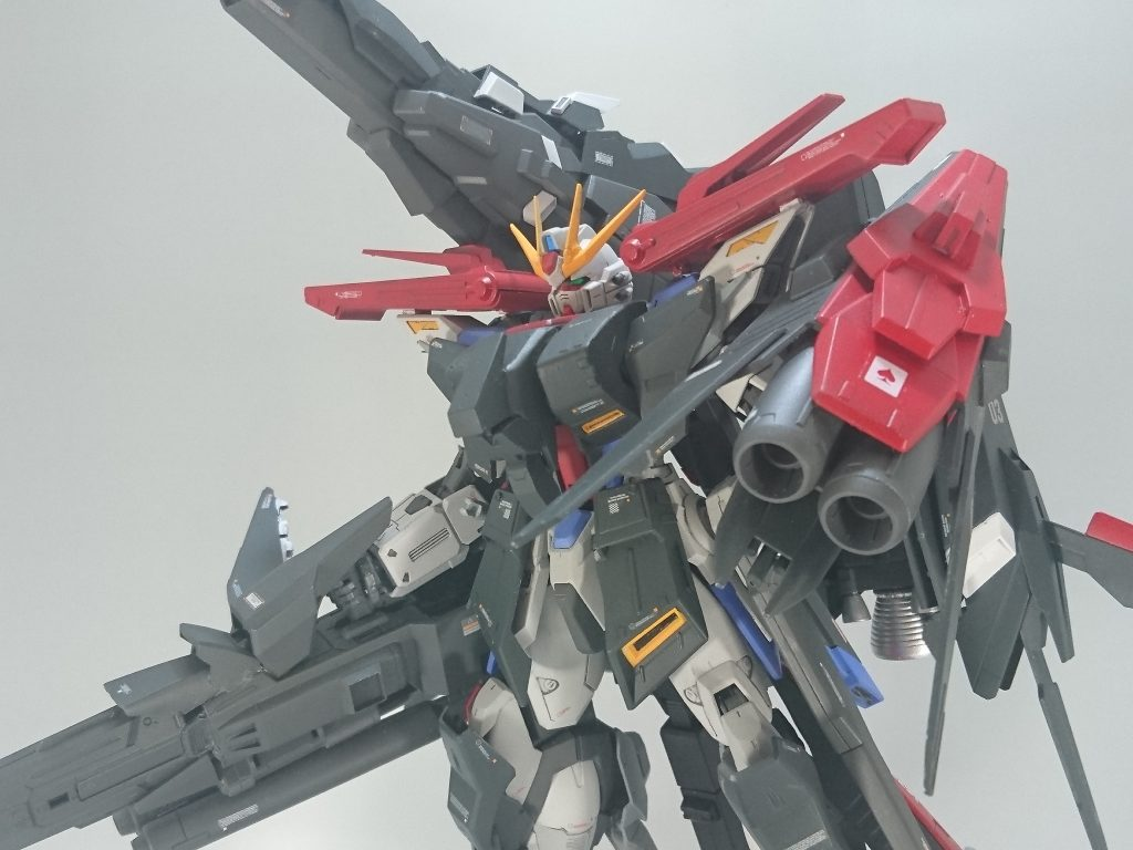 Buildstrike Gundam Restrofit juggernaut