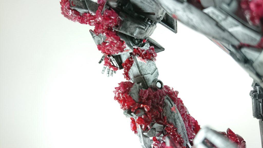 絶望の結晶~DespairCrystal~ 制作工程2