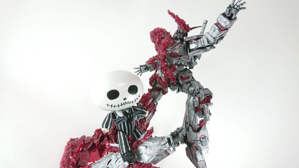 絶望の結晶~DespairCrystal~ 制作工程5