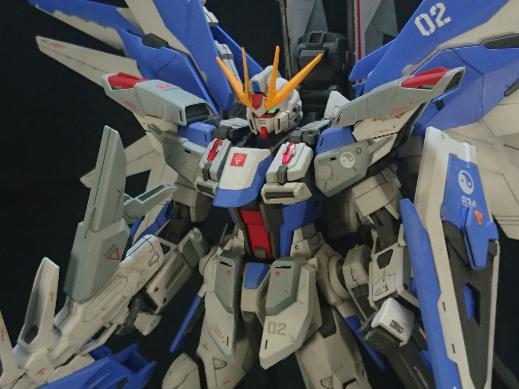 Buildstrike Gundam Restrofit Galanthus