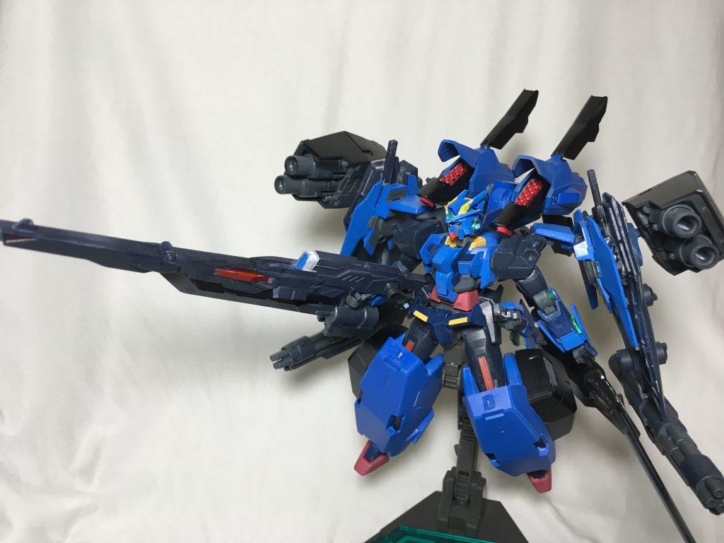 GNZ-000(オーズ) ベリアル タンクハザード