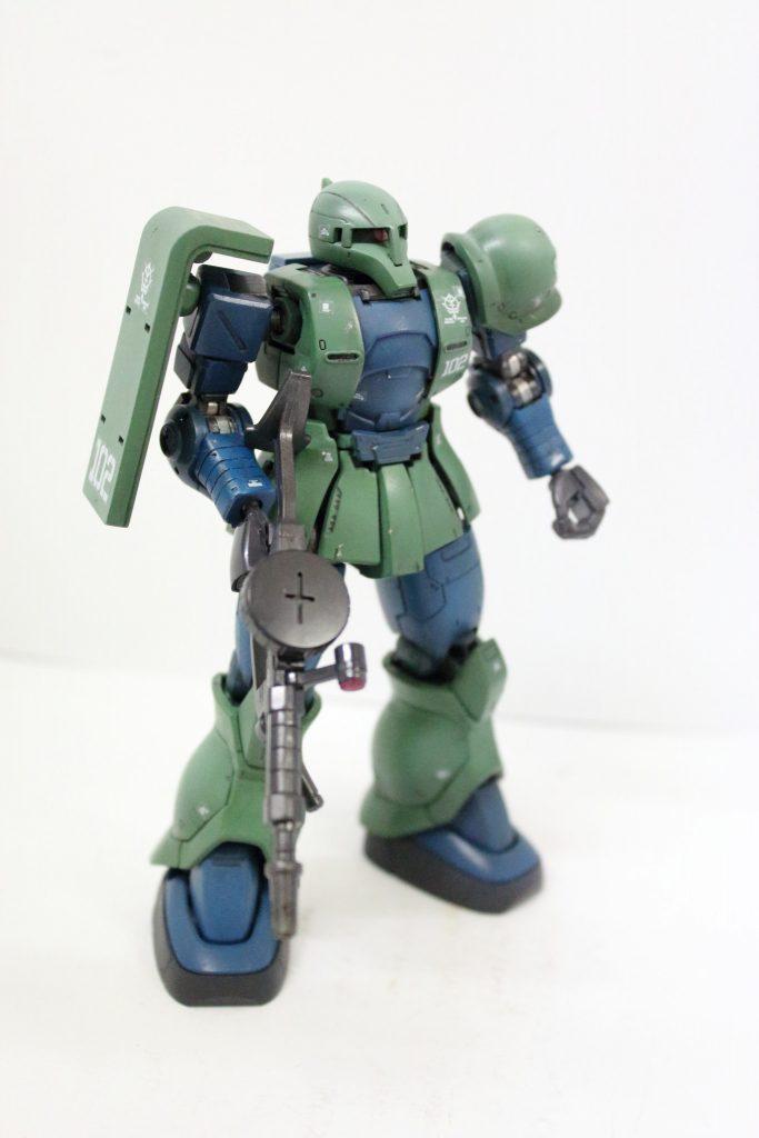 MS-05B ザクI