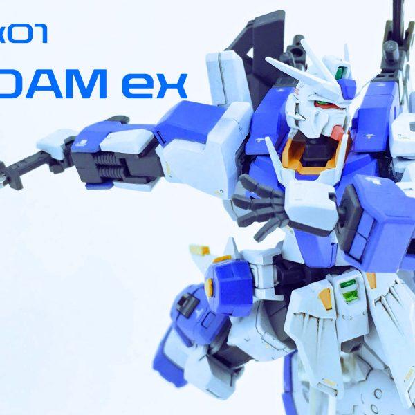 SOG-ex01 ガンダムイクス