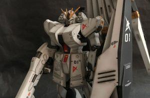 【MG風味】HGUC 1/144 FA-93HWS νガンダム