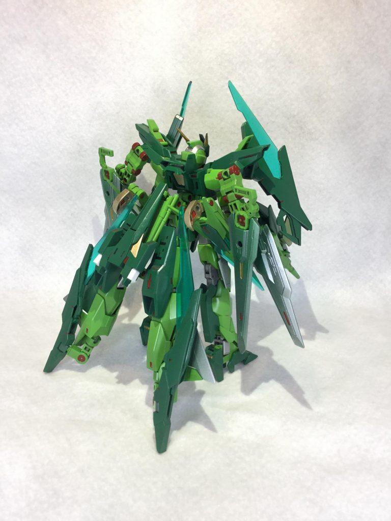 AGEⅡ M-antislayer アピールショット2