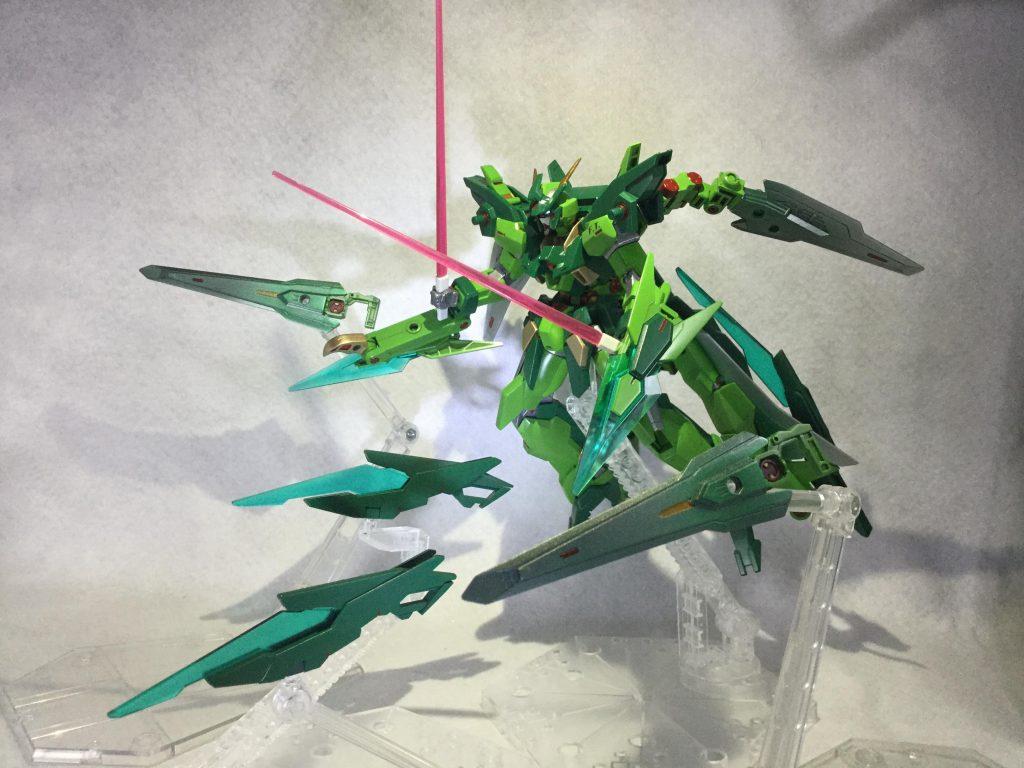 AGEⅡ M-antislayer アピールショット6