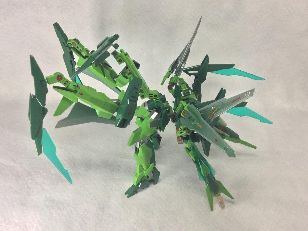 AGEⅡ M-antislayer 制作工程2